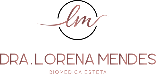 logomarca de Dra Lorena Mendes