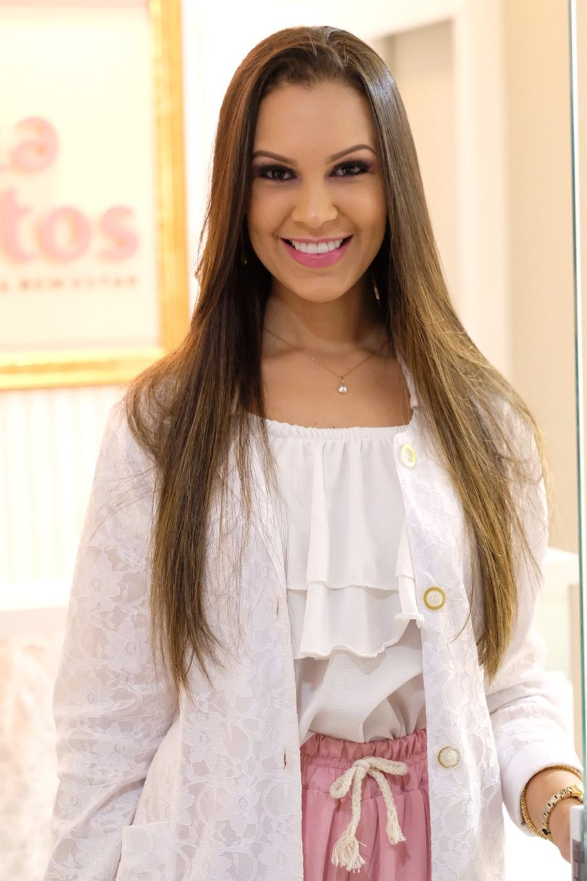 Dra. Tayla Santos - Biomédica Esteta