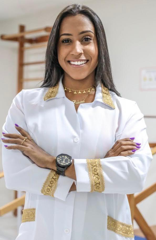 Dra. Poliana Maria - Fisioterapeuta