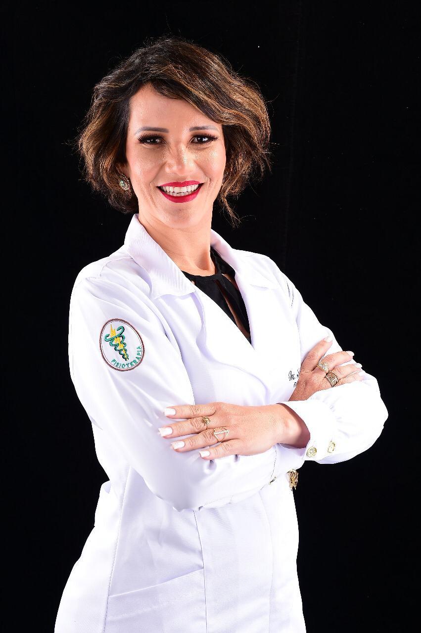 Sidiara de Castro - Fisioterapeuta