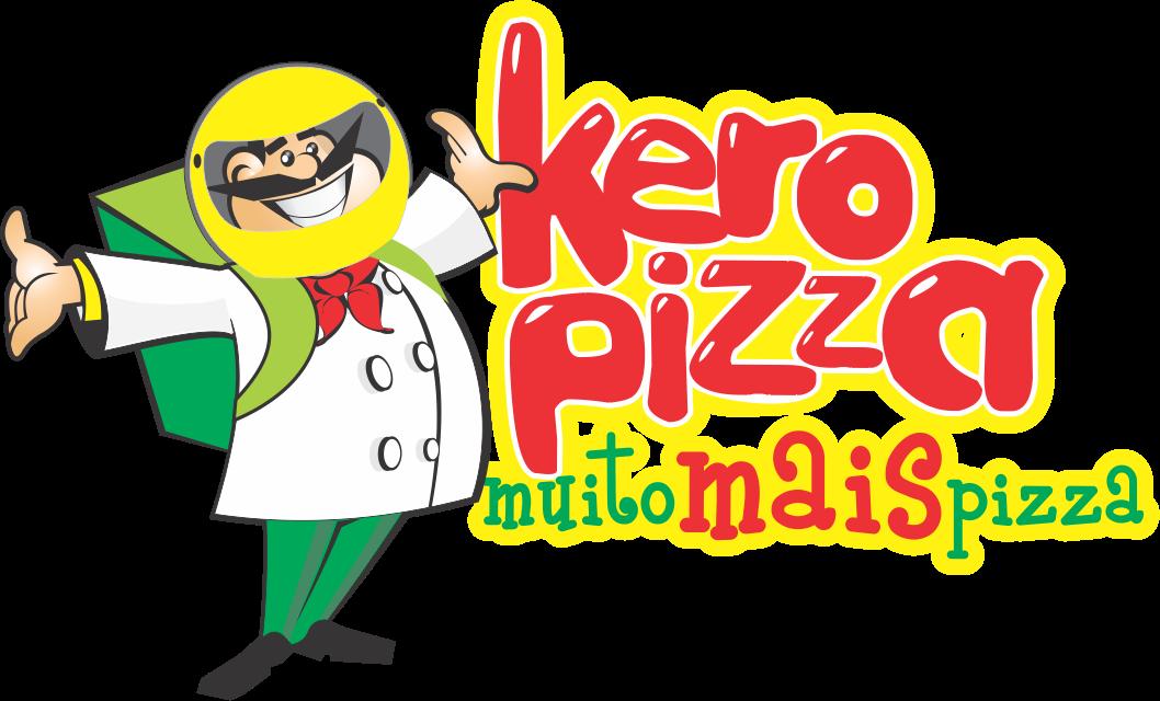 logomarca de Kero Pizza