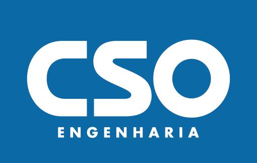 logomarca de CSO Engenharia