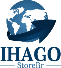 logomarca de Ihago Store Br