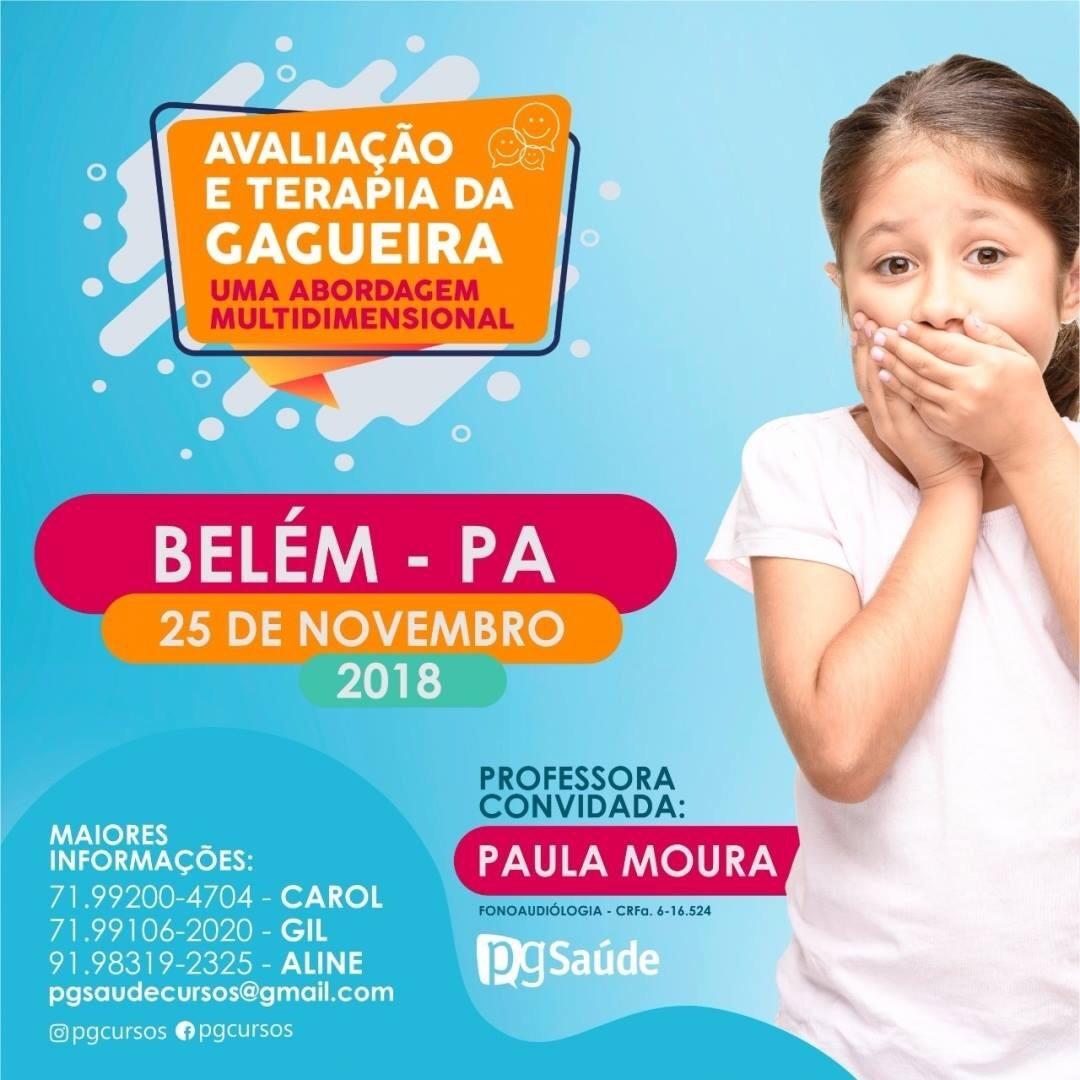 AVALIAÇÃO E TERAPIA DA GAGUEIRA – UMA ABORDAGEM MULTIDIMENSIONAL