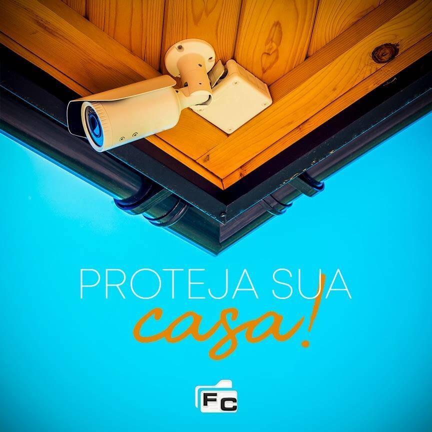 Invista em sua sua segurança confie suas instalações com a FC Serviços!