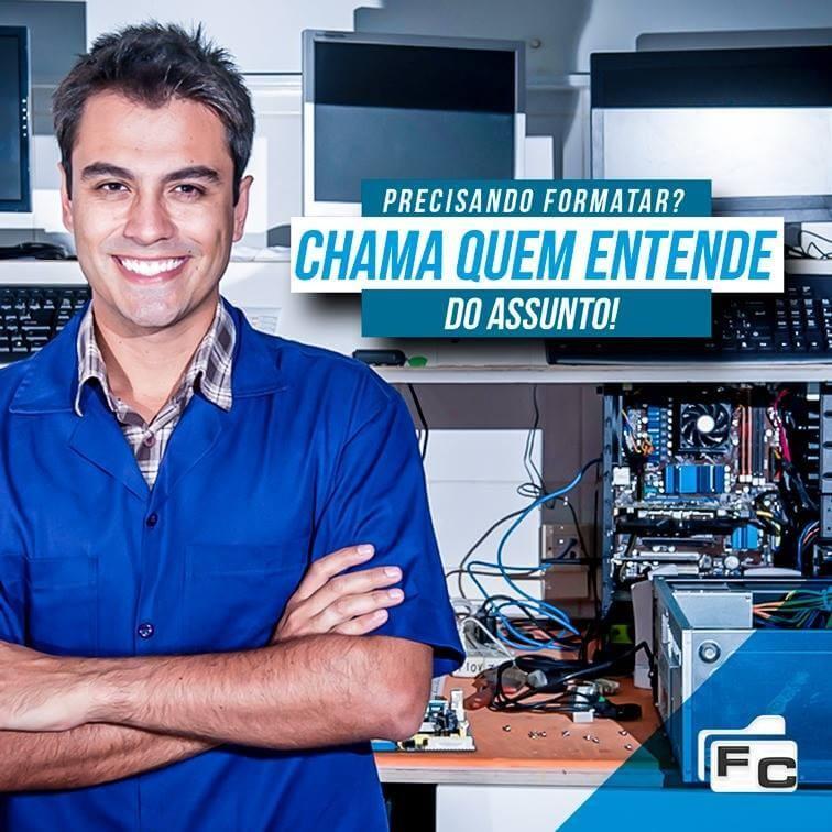 Chama a FC Serviços!