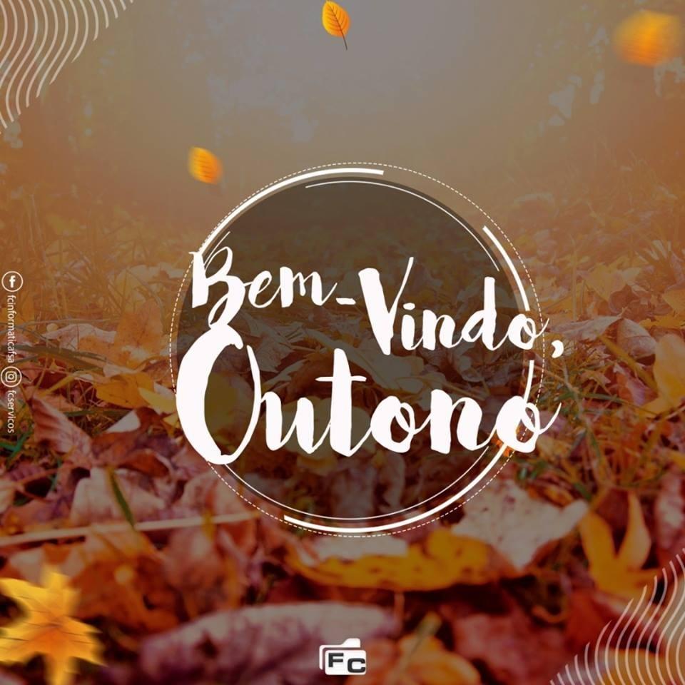 Bem -vindo Outono!