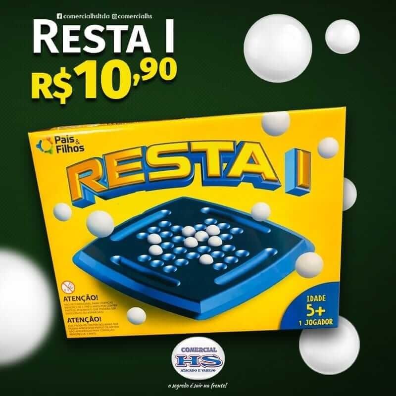 Comercial HS - Resta  I