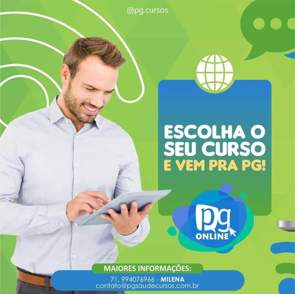 PG Saúde  - PG Online