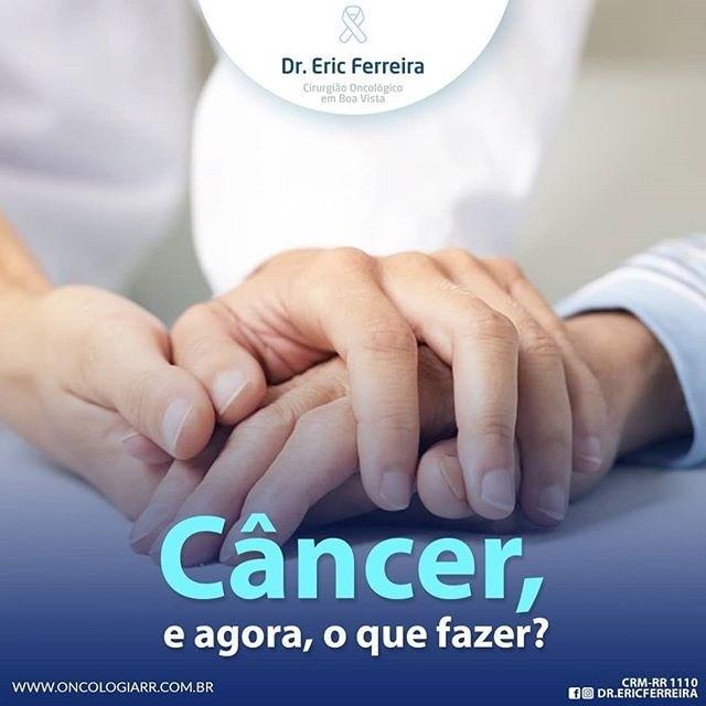 Conte com a ajuda do Dr Eric Ferreira!