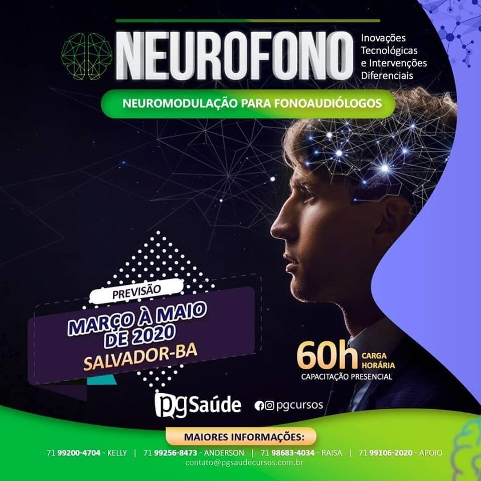 NEUROFONO: Neuromodulacão para fonoaudiológicos