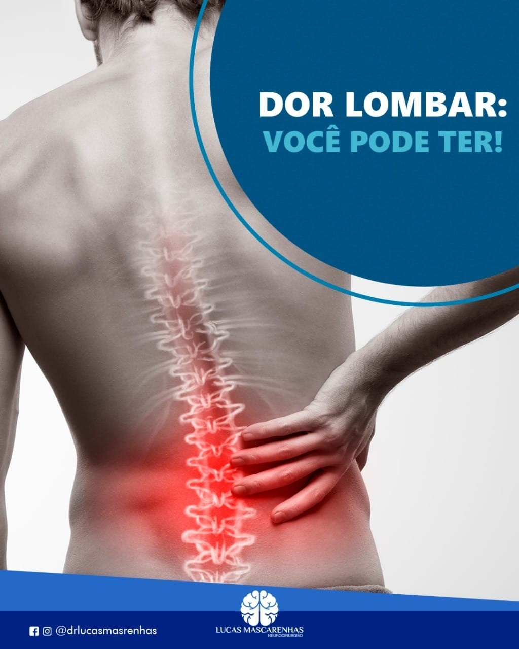 Dor na região lombar