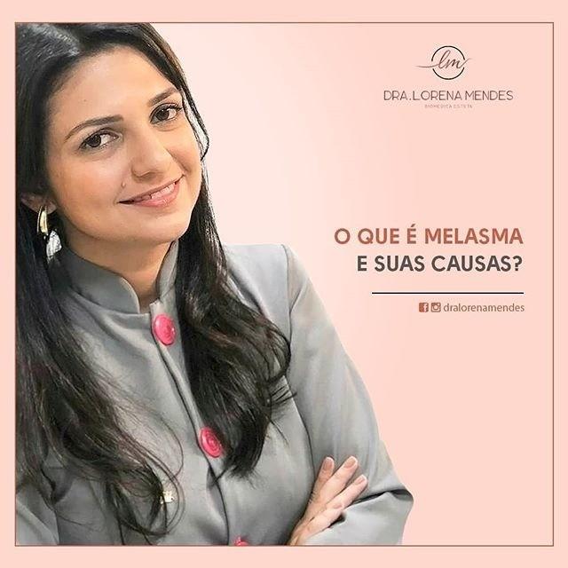 O que é Melasma e suas causas!