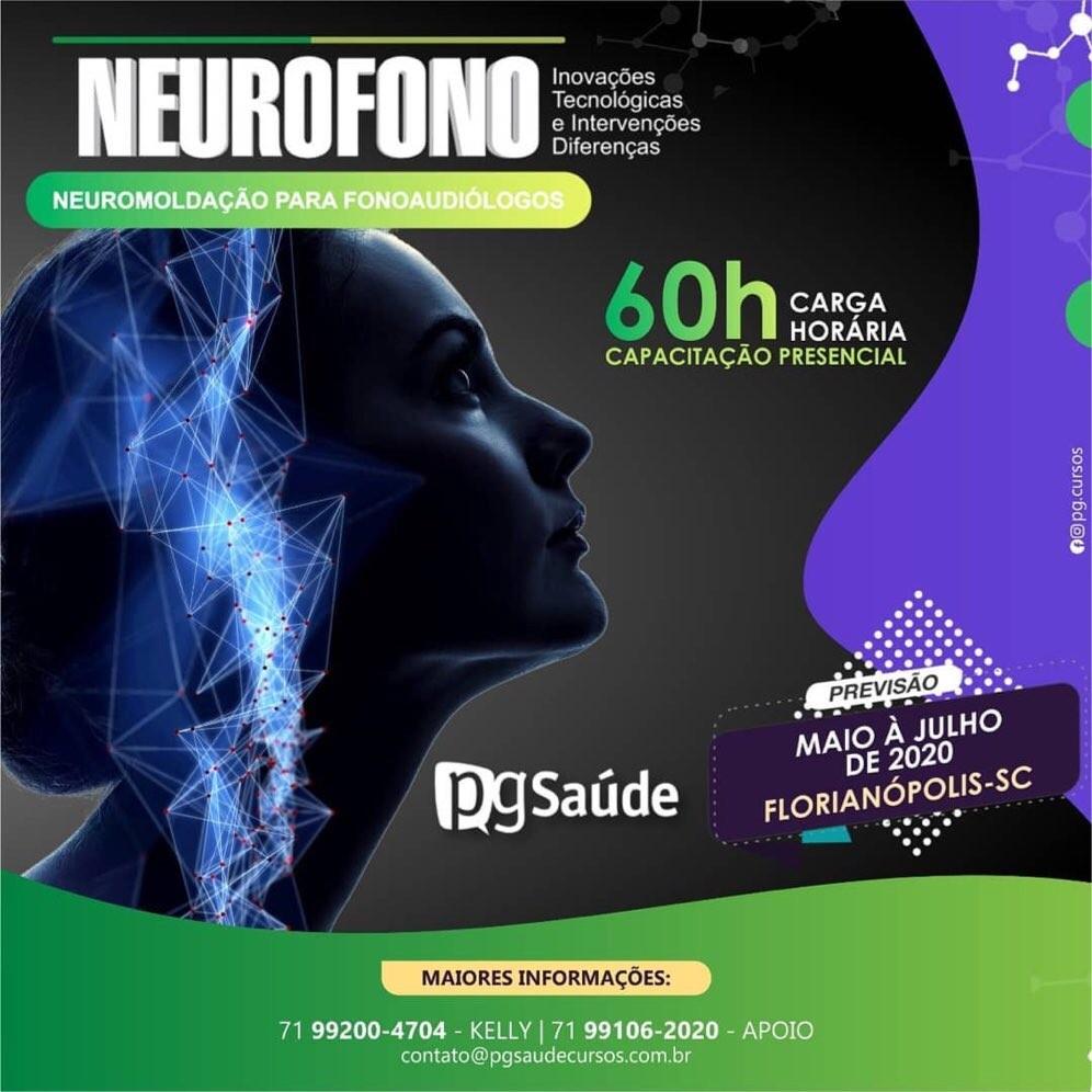 NEUROFONO - NEUROMODULAÇÃO PARA FONOAUDIÓLOGOS.
