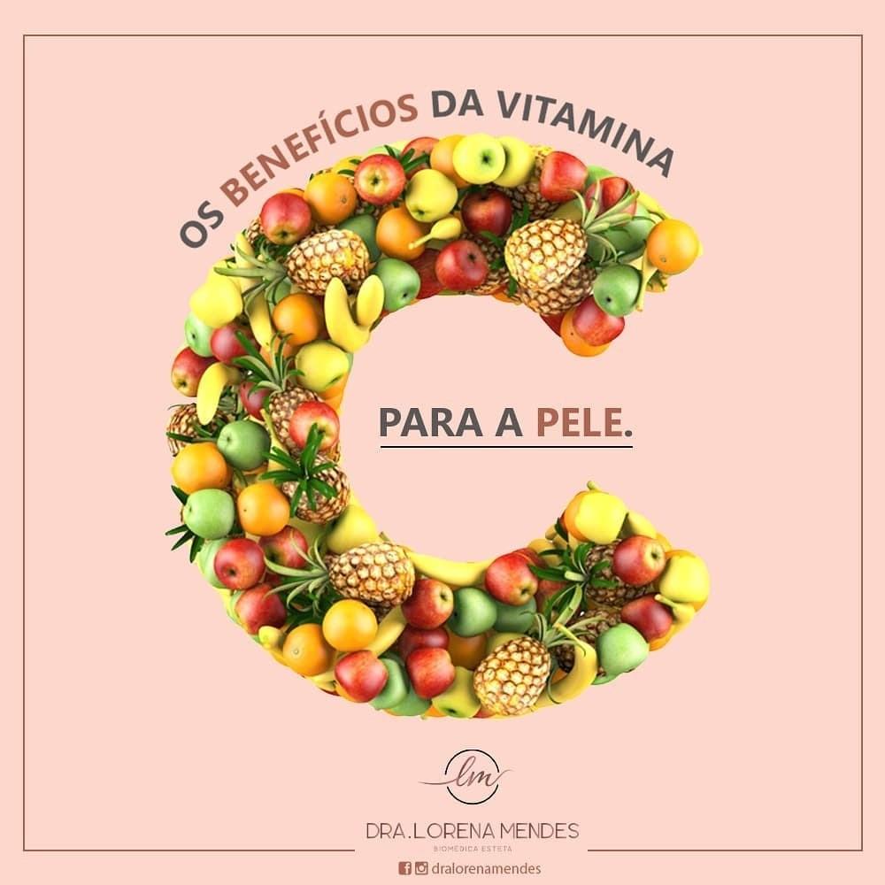 Você já conhecia esses benefícios? A vitamina C faz parte do seu dia a dia?