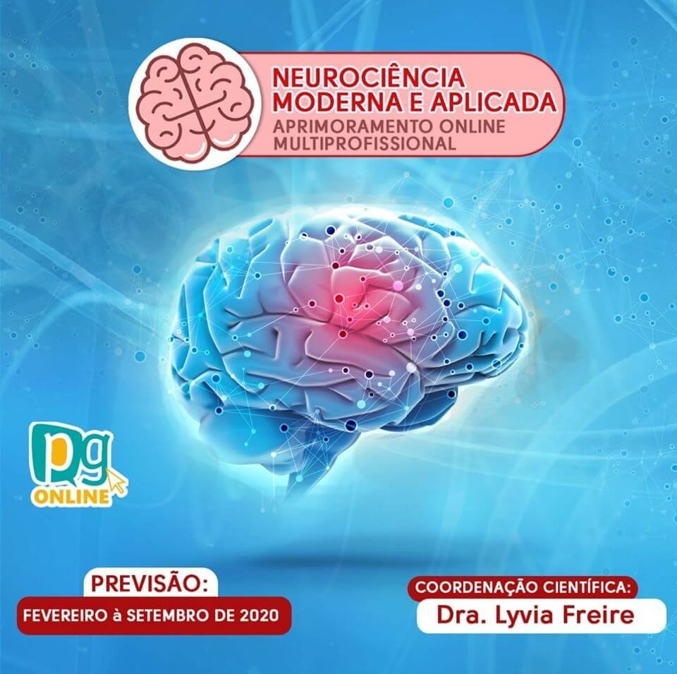 NEUROCIÊNCIAS MODERNA E APLICADA - APRIMORAMENTO ONLINE MULTIPROFISSIONAL