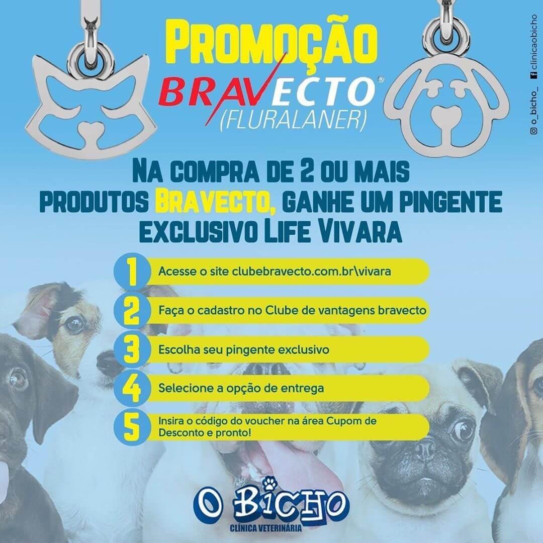 Promoção Bravecto Furalaner!