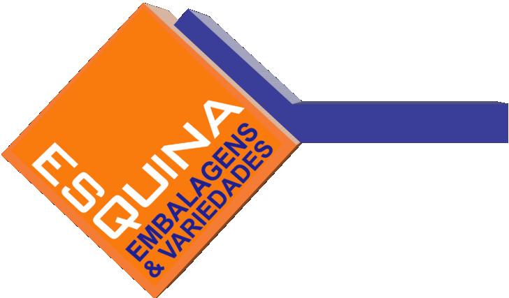 logomarca de Esquina Embalagens