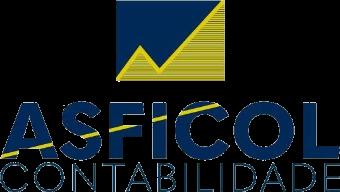 logomarca de Asficol Contabilidade