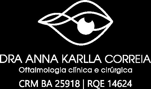 logomarca de Dra Anna Karlla