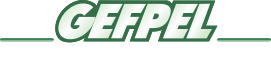 logomarca de GEFPEL